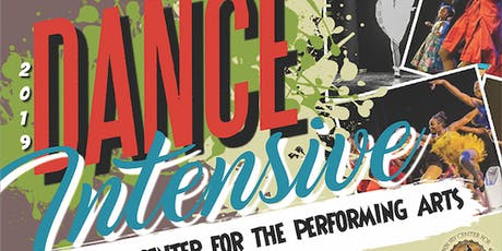 2019 Summer Dance Intensive tickets