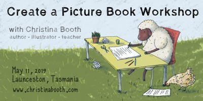 Create A Picture Book Workshop with Author Christina Booth