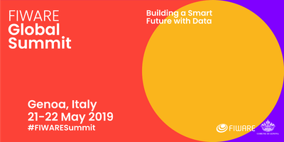FIWARE Global Summit Genoa 2019