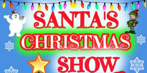 SANTA'S CHRISTMAS SHOW -  SLIGO 2019