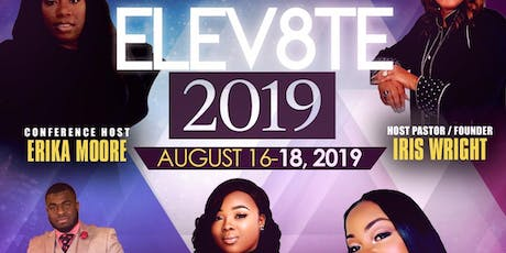 Elev8te Conference 2019 tickets