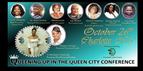 QUEENING UP IN THE QUEEN CITY CONFERENCE   tickets