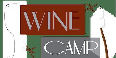 Wine Camp 2019