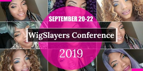 Wigslayers Conference 2019 tickets