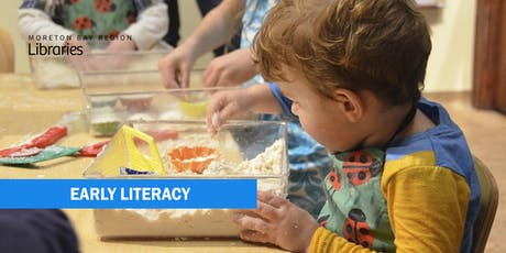 Sensory Playtime - Bribie Island Library tickets