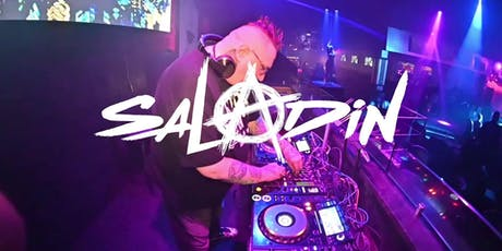 Saladin Live at Studio 54 Syracuse NY Friday June 28th  tickets