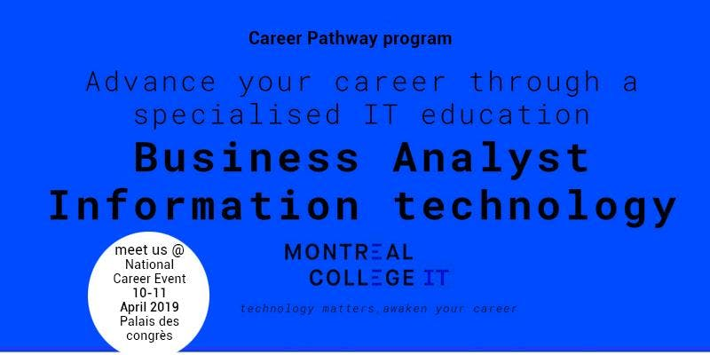 Advance your career with a Business Analyst in IT platform in 2019