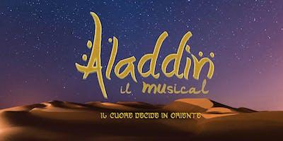 Aladdin, il Cuore decide in Oriente