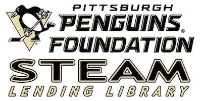 Penguins Foundation STEAM Lending Library Training