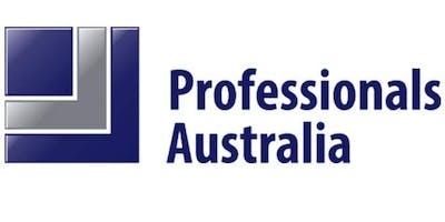 Professionals Australia Federal Election Forum