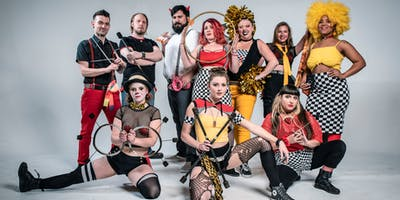 Chattanooga Fire Cabaret presents Rock Steady