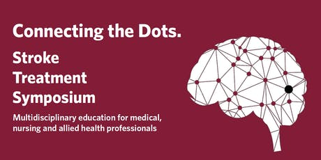 Connecting The Dots: Alfred Health Stroke Treatment Symposium 2019 tickets