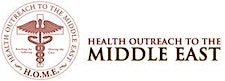 Health Outreach to the Middle East (H.O.M.E) logo