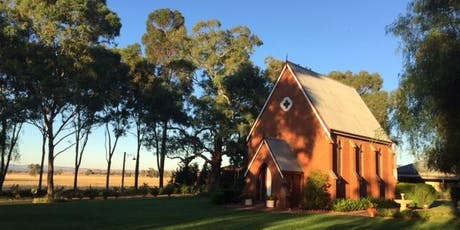 Saltbush - Scattered Community Gathering 2019 #1 Brucedale (near Wagga) tickets