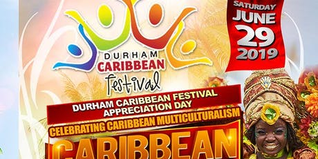 Durham Caribbean Festival Appreciation Day tickets