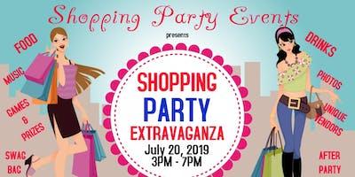 Shopping Party Extravaganza