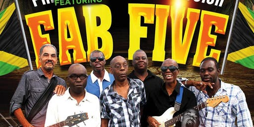 FAB 5 BAND LIVE IN TAMPA FLORIDA