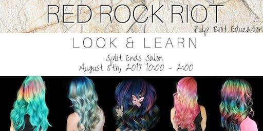 Red Rock Riot: Pulp Riot Education