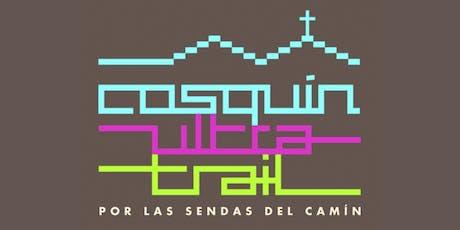 COSQUIN ULTRA TRAIL - POR LAS SENDAS DEL CAMIN y 1º CIRCUITO ARGENTINO DE DOWNHILL TRAIL RUNNING entradas