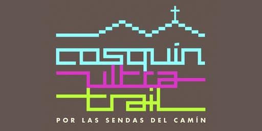 COSQUIN ULTRA TRAIL - POR LAS SENDAS DEL CAMIN y 1º CIRCUITO ARGENTINO DE DOWNHILL TRAIL RUNNING