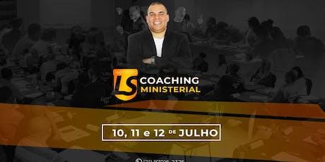 Formação Coaching Ministerial ingressos