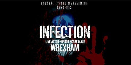 INFECTION - Halloween Horror Maze Wrexham