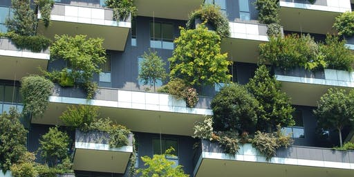 Plants in the built environment. Two-Half Day Course on 13th & 20th June 2019