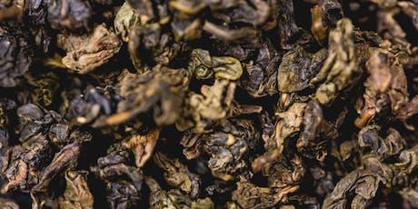 Tea Tastes:  Oolong tickets