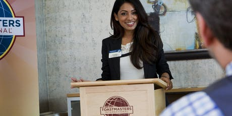 Brampton Alpha Toastmasters Club tickets