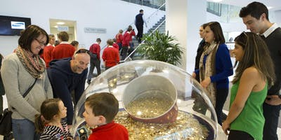 Family Tours at the Mint