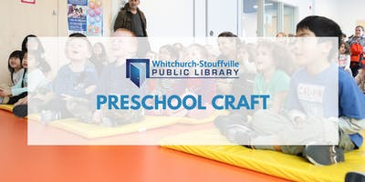 Preschool Craft (ages 2-4)