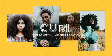 CURL | The Afro Lifestyle, Hair & Beauty Experience Tickets