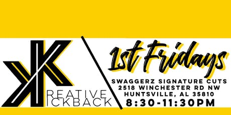 Kreative Kickback tickets