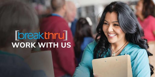 breakthru  Tuggerah Recruitment Night - work with us