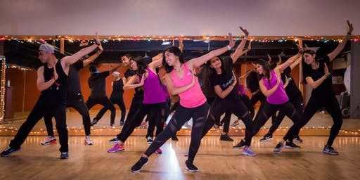 7-Class Pack: Bollywood Dance Classes with Rangeela