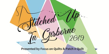 Stitched Up In Gisborne tickets