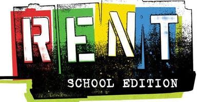 """Center Stage Performing Arts presents   """"RENT' School Edition"""