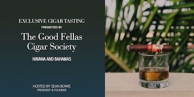 Spring'20 Exclusive Cigar Tasting - Cruising to Havana w/ The Good Fellas New Orleans