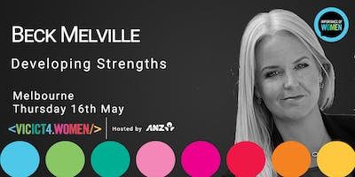 Importance of Women in IT with Beck Melville: Developing Strengths