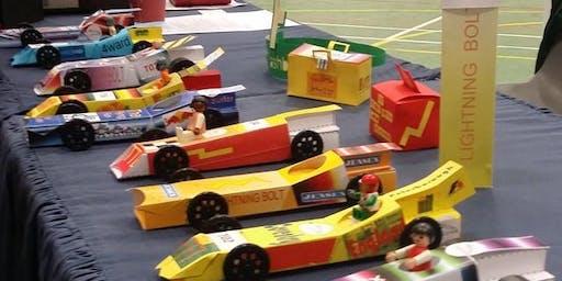 F1 in Schools Primary Challenge (Twilight Workshop)