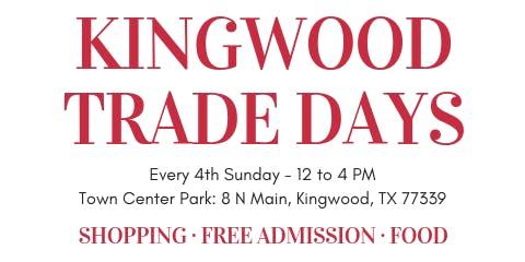 September Kingwood Trade Days