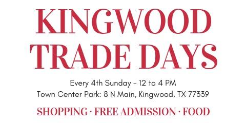 December Kingwood Trade Days - Christmas Market