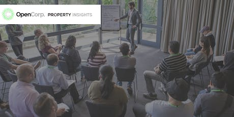 OpenCorp PROPERTY INSIGHTS EVENING  - Brisbane CBD tickets