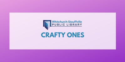 Crafty Ones (ages 12-23 mos)