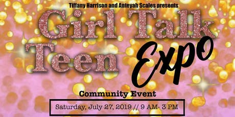 Girl Talk Teen EXPO  tickets