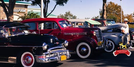 Hot Rods 4 Paws 2019 - SPONSOR tickets