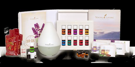 A Synthetic-free Lifestyle with Young Living Essential Oils tickets