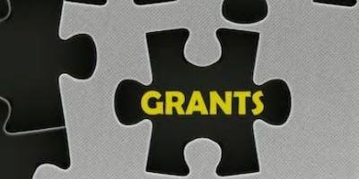 Writing Winning Grant Applications Workshop