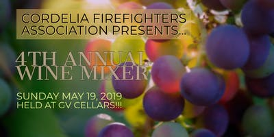 Cordelia 4th Annual Wine Mixer