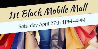 Black Mobile Mall POP UP SHOP